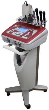Sistema de fisioterapia por radiofrecuencia Rafos Premium