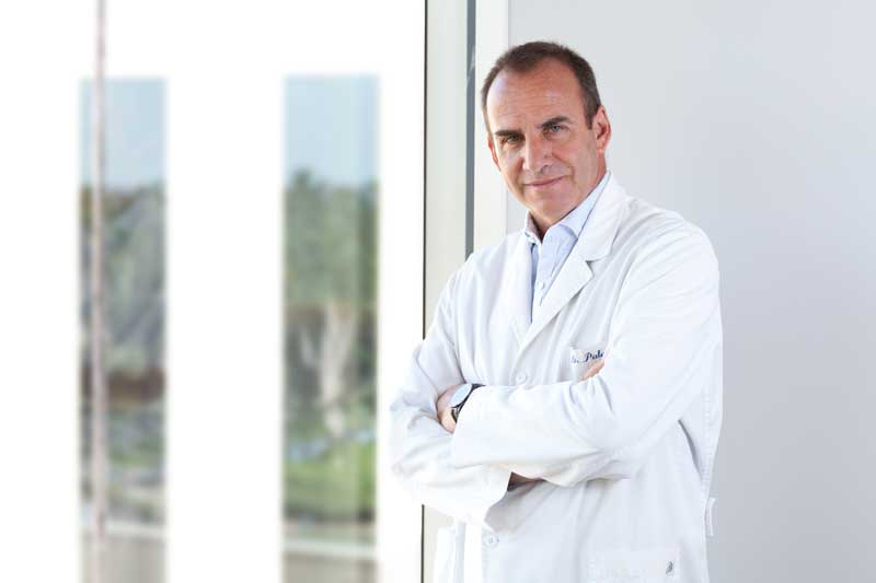 Dr. Vicente Paloma, pionero en el uso del nuevo Indiba Deep Care Elite NS