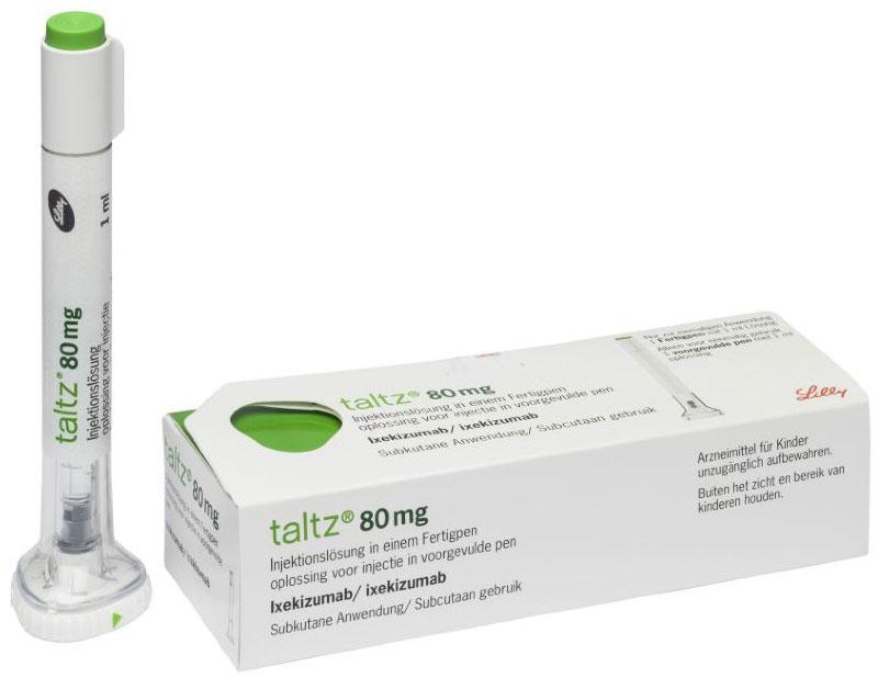 Taltz - Artritis psoriásica