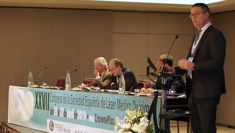 Congreso de la Sociedad Española de Láser Médico Quirúrgico