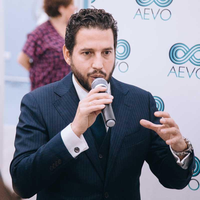 presentación Aevo Gold Lifting, la novedad de grupo Aevo