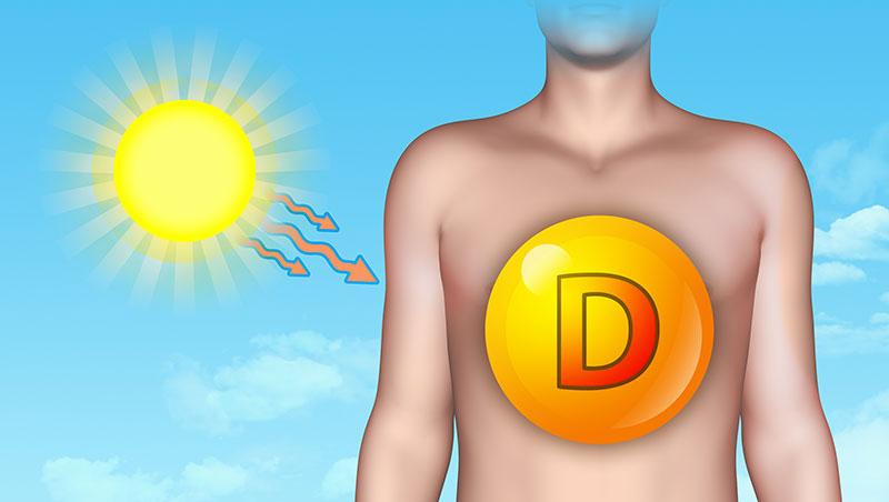 vitamina D - fotoprotección