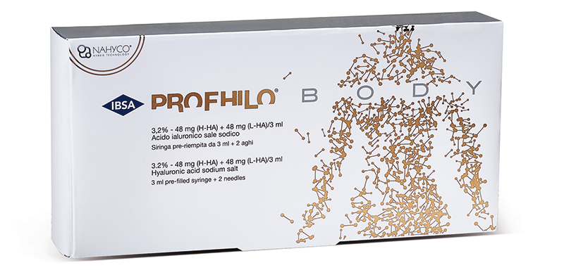 IBSA Derma ProfHilo Body Kit