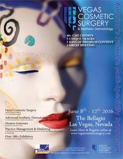 Las Vegas, próximo punto de encuentro de profesionales de la cirugía y medicina estética