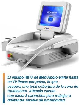 HIFU de Med-Apolo