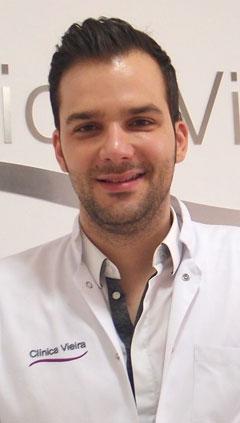 Dr. Vieira: 'La rinomodelación corrige pequeñas deformidades de la nariz, sin cirugía, para armonizar el rostro del paciente'